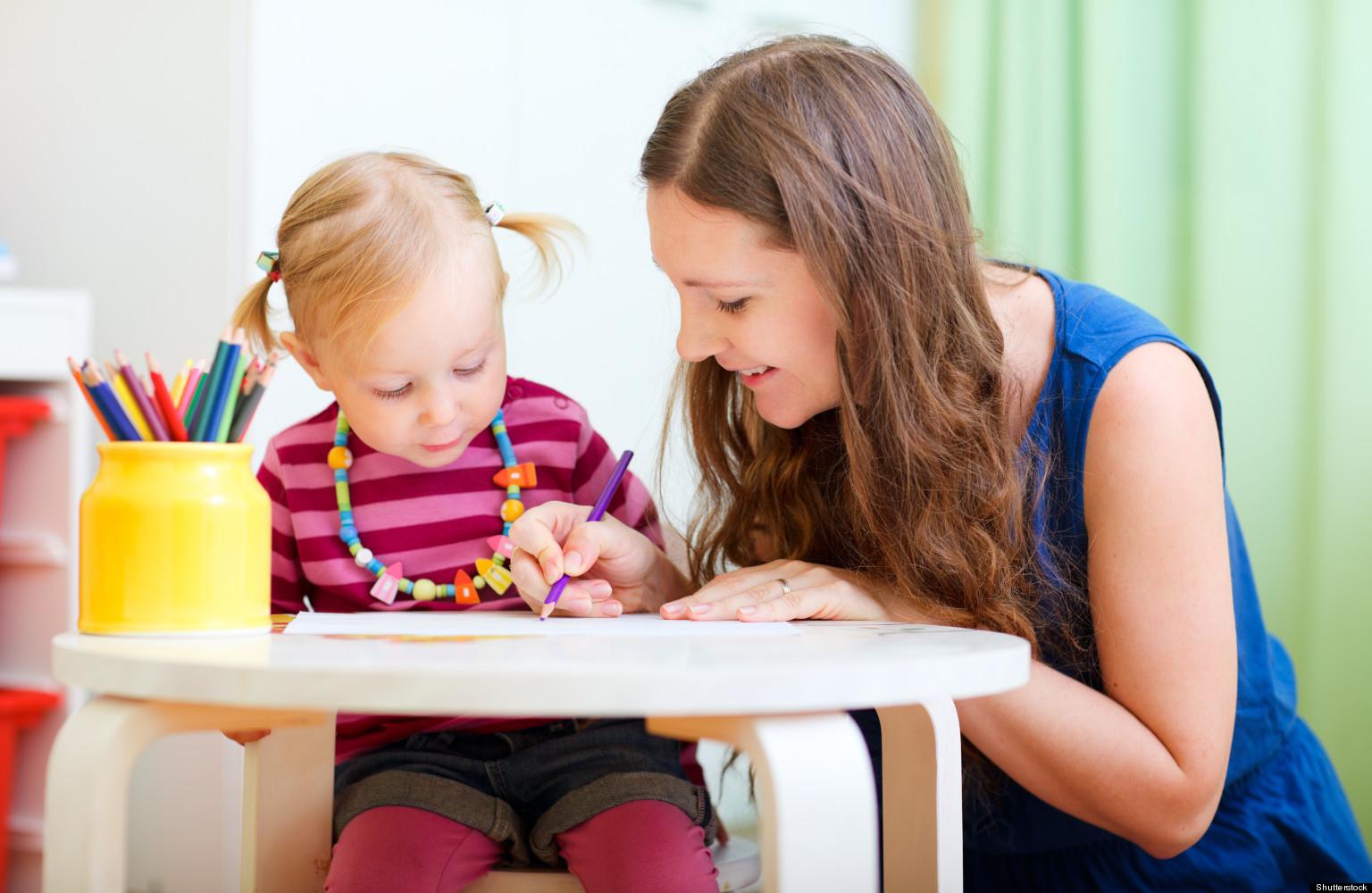 избор на детегледачка