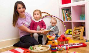 работа като детегледачка
