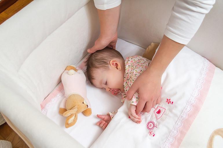 детегледачка за бебе