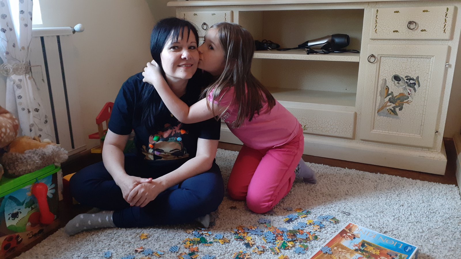 Детегледачка за пътуване със семейството в чужбина
