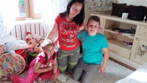 Работа като детегледачка в Банишора